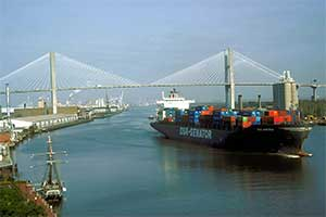 Image: Logistics, Shipping, CF Brennan, Worldwide